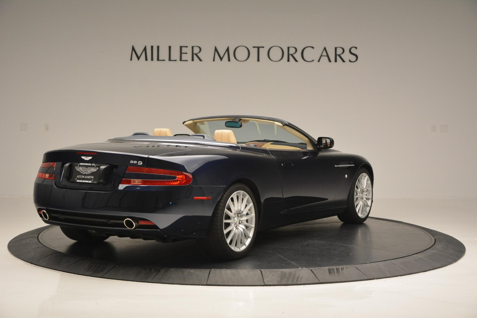Used 2007 Aston Martin DB9 Volante For Sale In Greenwich, CT 97_p7