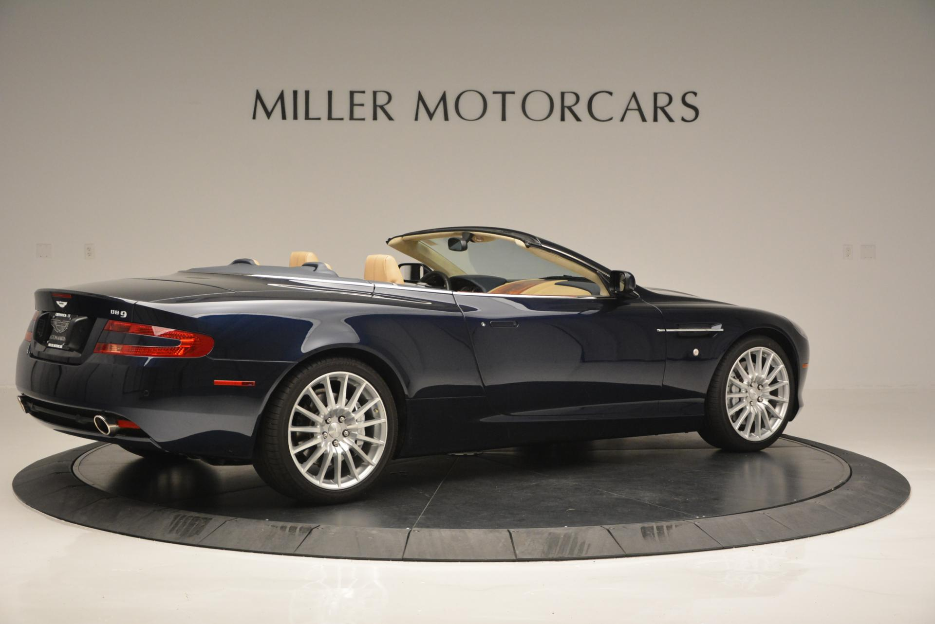 Used 2007 Aston Martin DB9 Volante For Sale In Greenwich, CT 97_p8