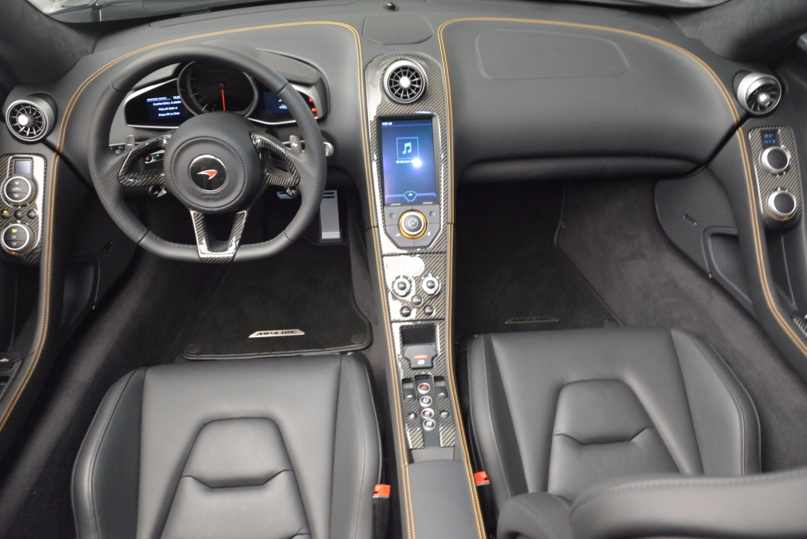 Used 2013 McLaren 12C Spider  For Sale In Greenwich, CT 973_p27