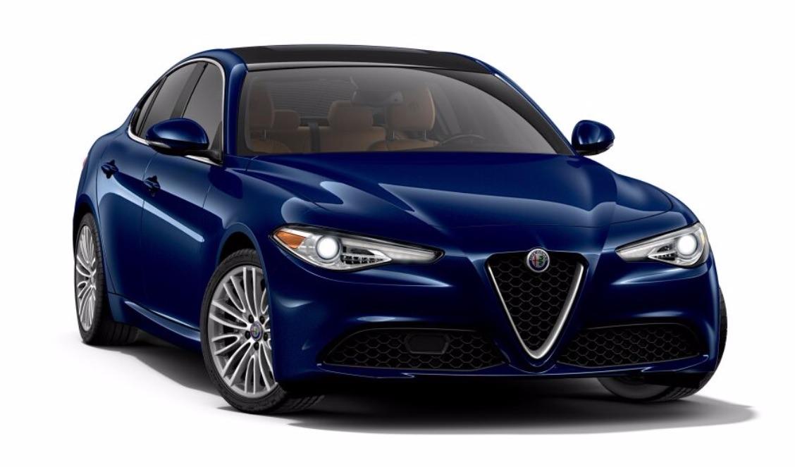New 2017 Alfa Romeo Giulia Ti Q4 For Sale In Greenwich, CT 977_main