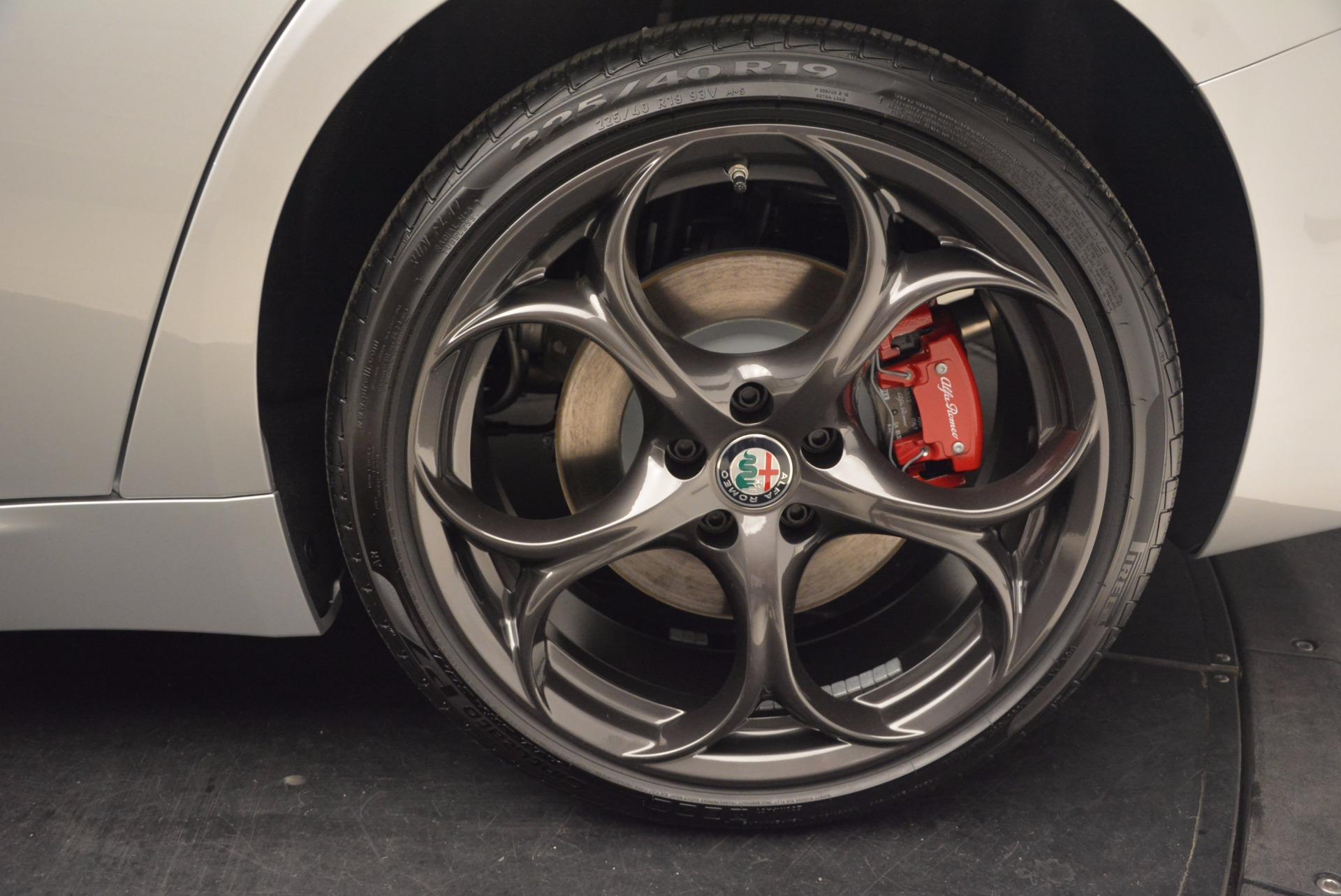 New 2017 Alfa Romeo Giulia Ti Q4 For Sale In Greenwich, CT 980_p14