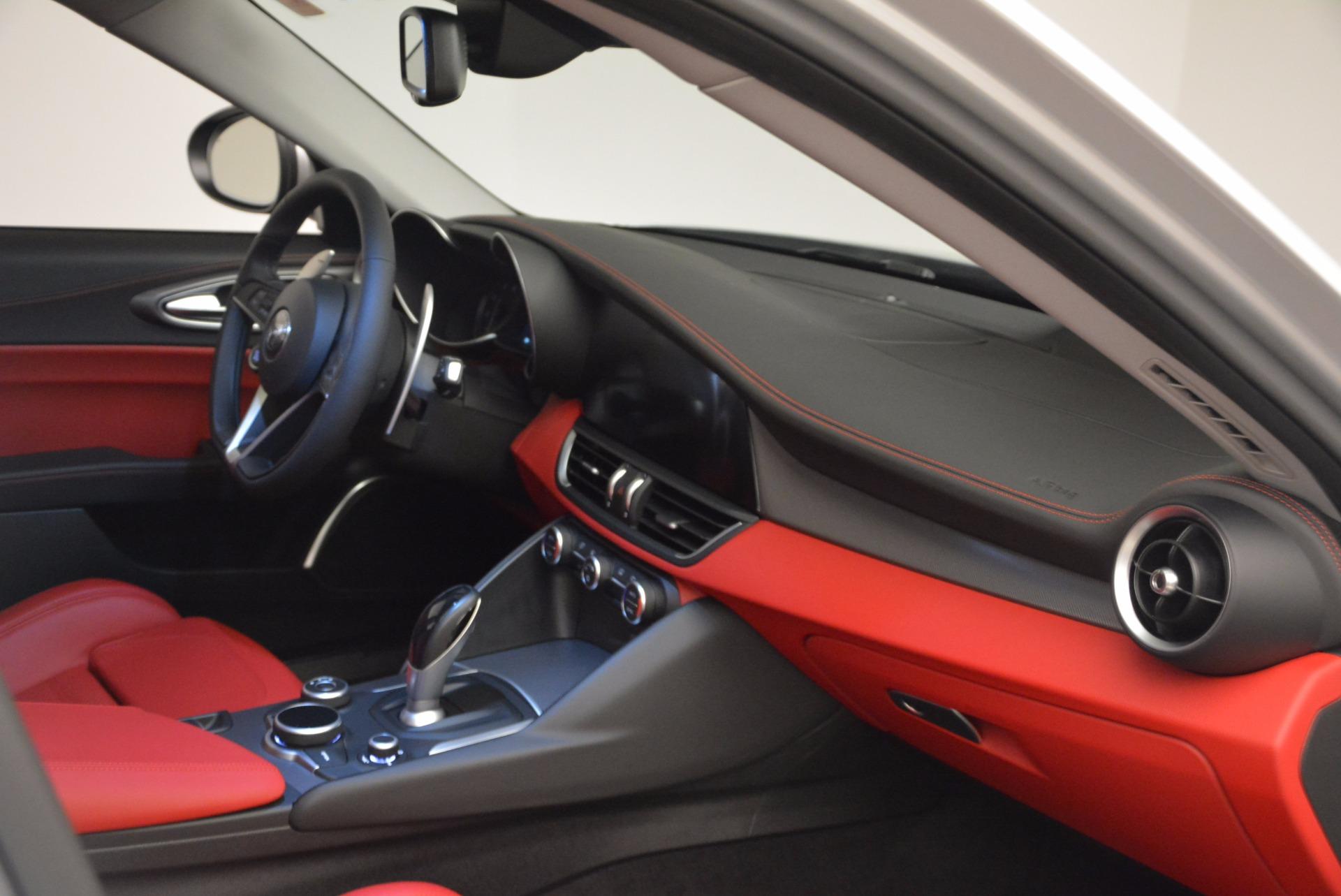 New 2017 Alfa Romeo Giulia Ti Q4 For Sale In Greenwich, CT 980_p19