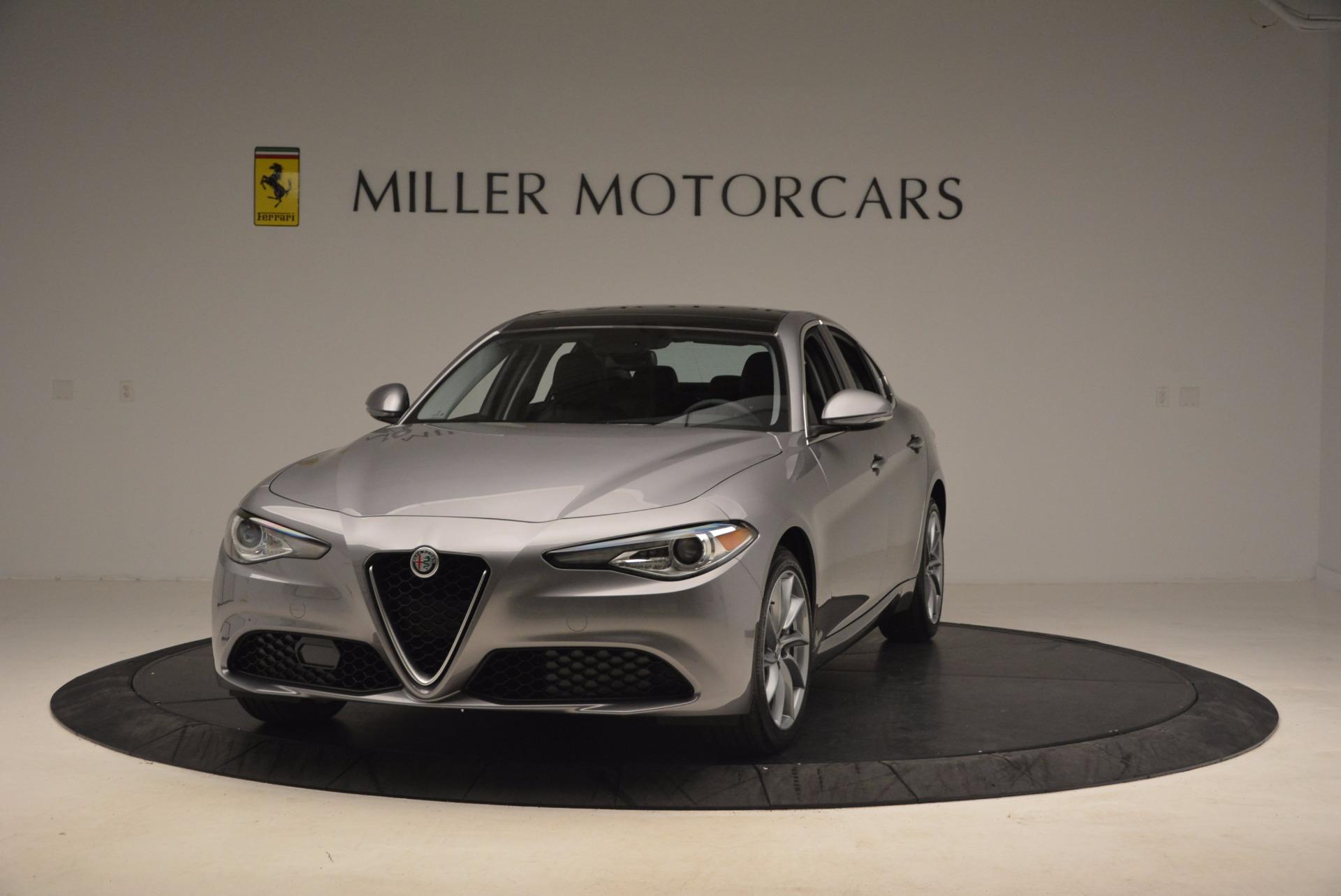 New 2017 Alfa Romeo Giulia Q4 For Sale In Greenwich, CT 982_main