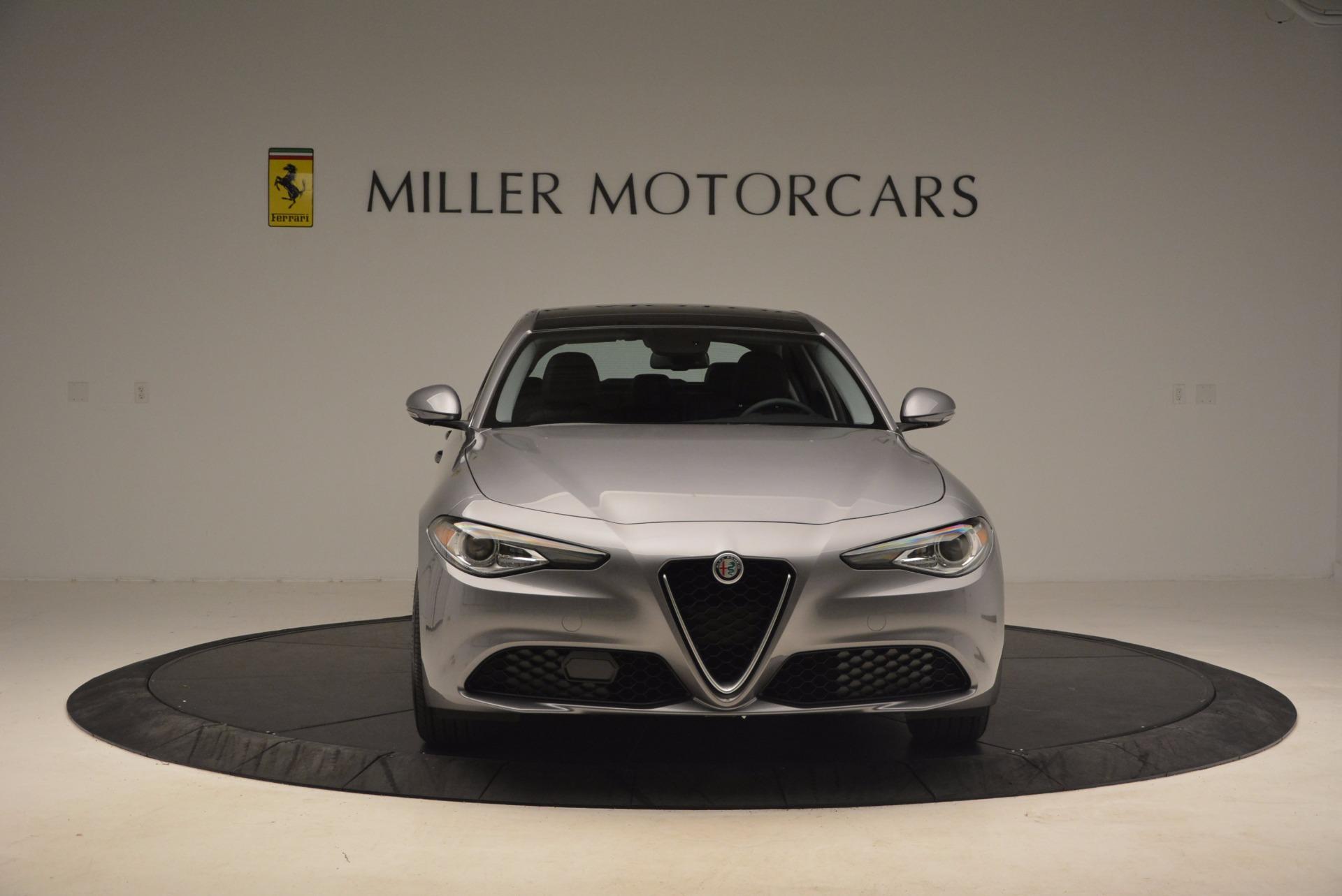 New 2017 Alfa Romeo Giulia Q4 For Sale In Greenwich, CT 982_p12
