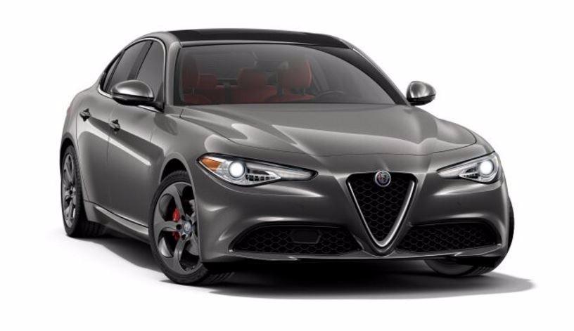 New 2017 Alfa Romeo Giulia Q4 For Sale In Greenwich, CT 983_main