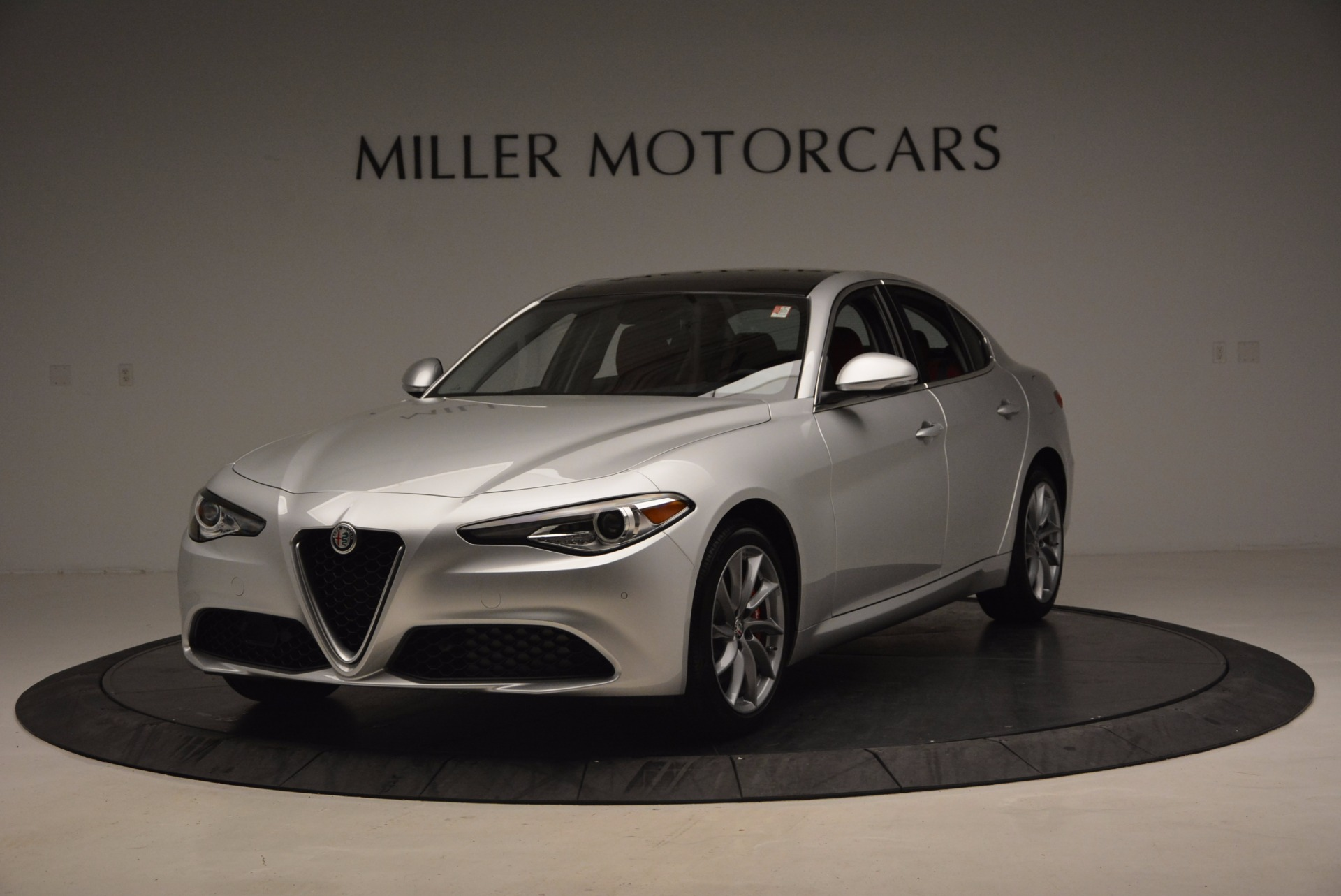 New 2017 Alfa Romeo Giulia Q4 For Sale In Greenwich, CT 988_main