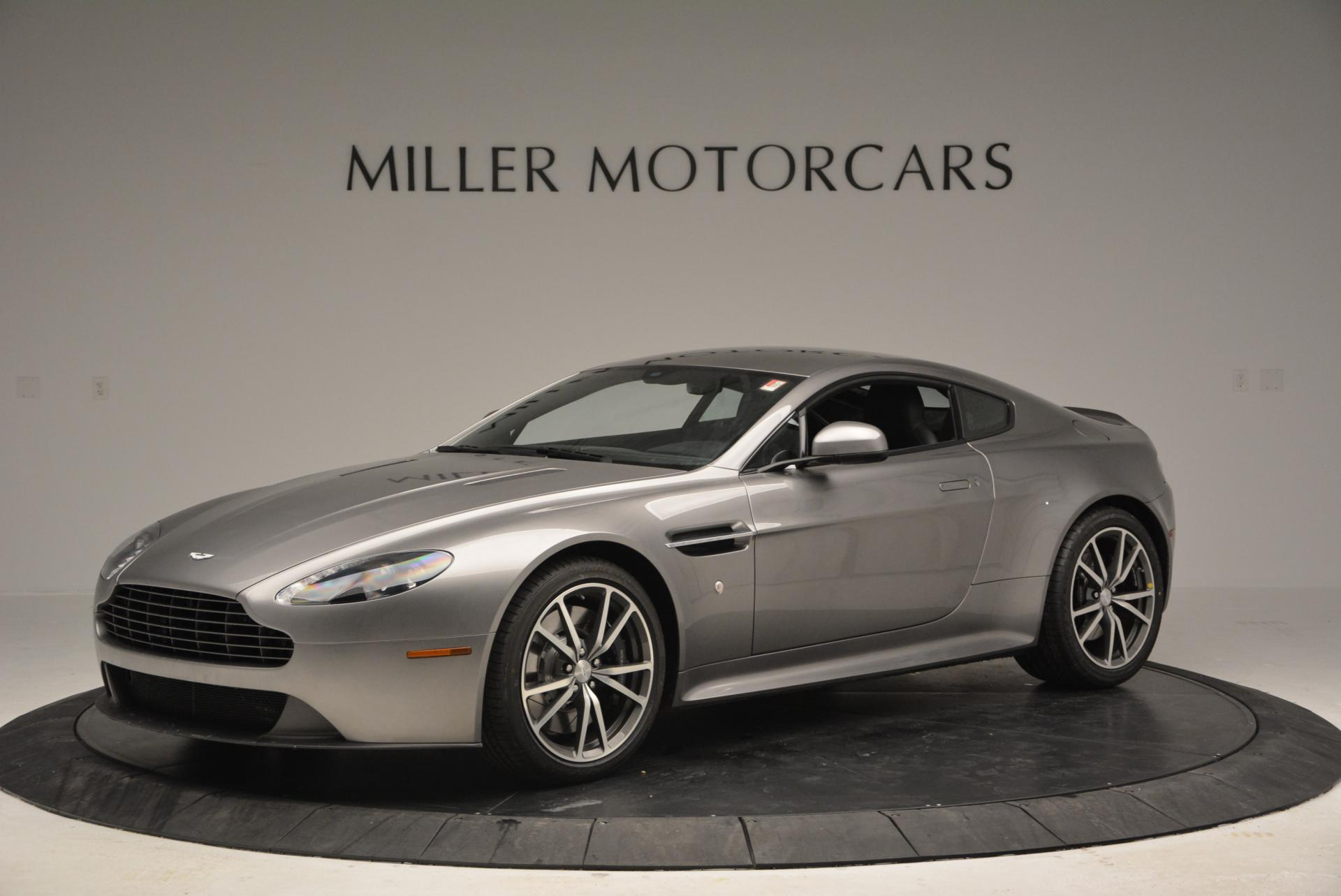 Used 2016 Aston Martin V8 Vantage GT Coupe For Sale In Greenwich, CT 99_main