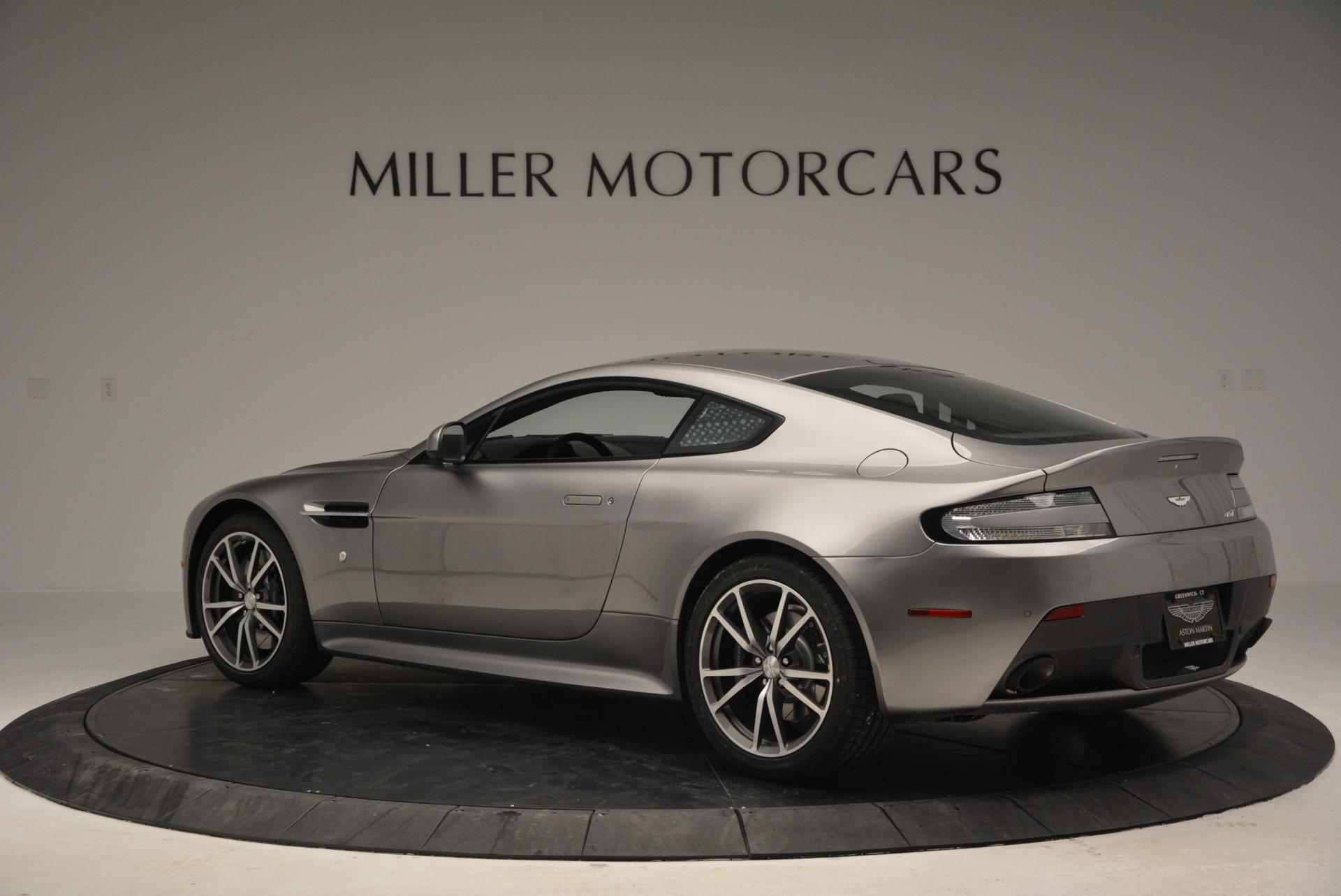 Used 2016 Aston Martin V8 Vantage GT Coupe For Sale In Greenwich, CT 99_p4