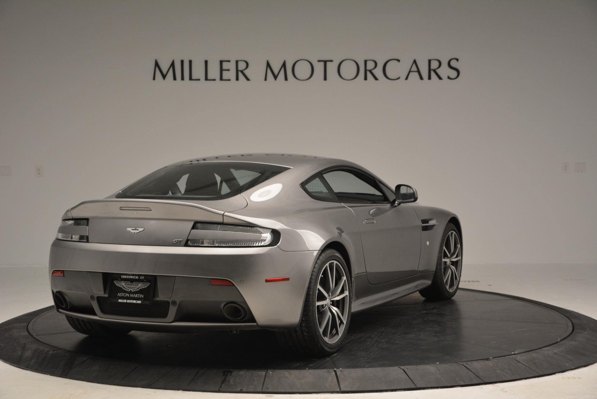 Used 2016 Aston Martin V8 Vantage GT Coupe For Sale In Greenwich, CT 99_p7
