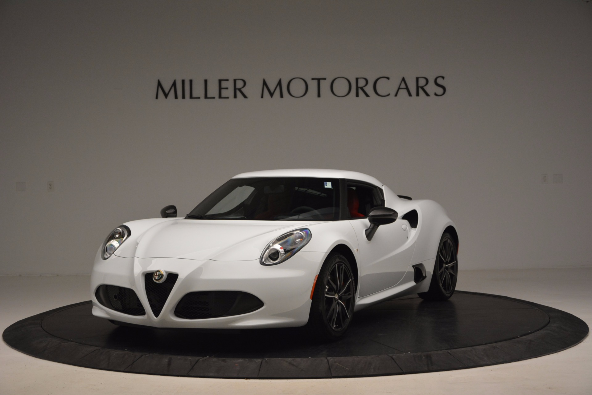 New 2016 Alfa Romeo 4C Coupe For Sale In Greenwich, CT