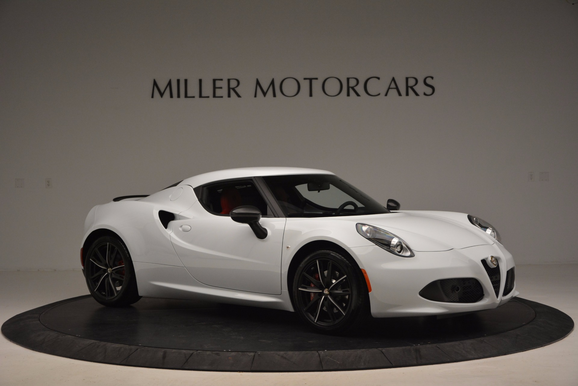 New 2016 Alfa Romeo 4C Coupe For Sale In Greenwich, CT 990_p10