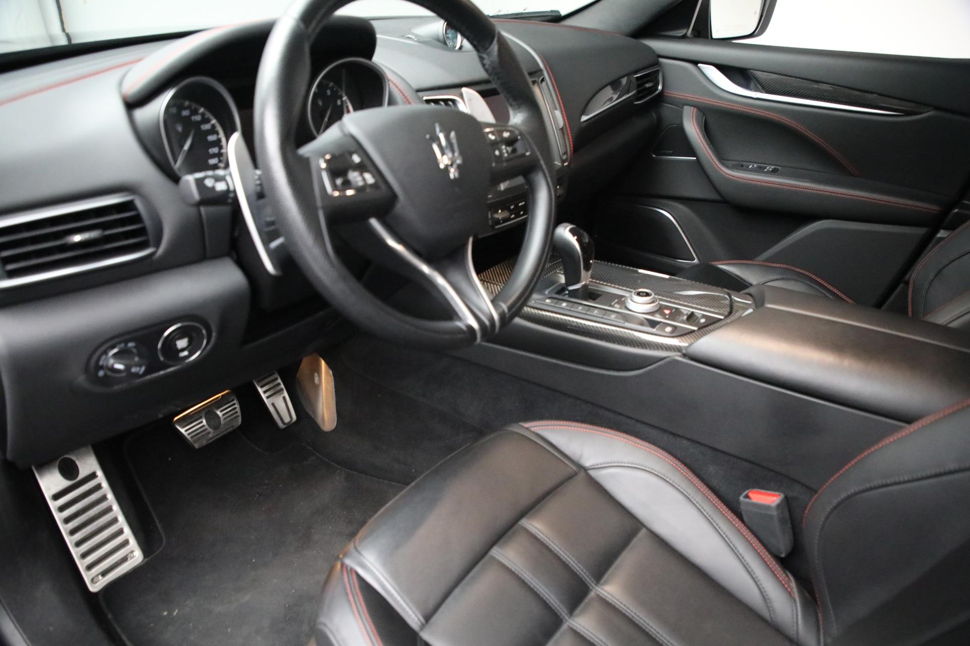 New 2017 Maserati Levante S For Sale In Greenwich, CT 991_p13