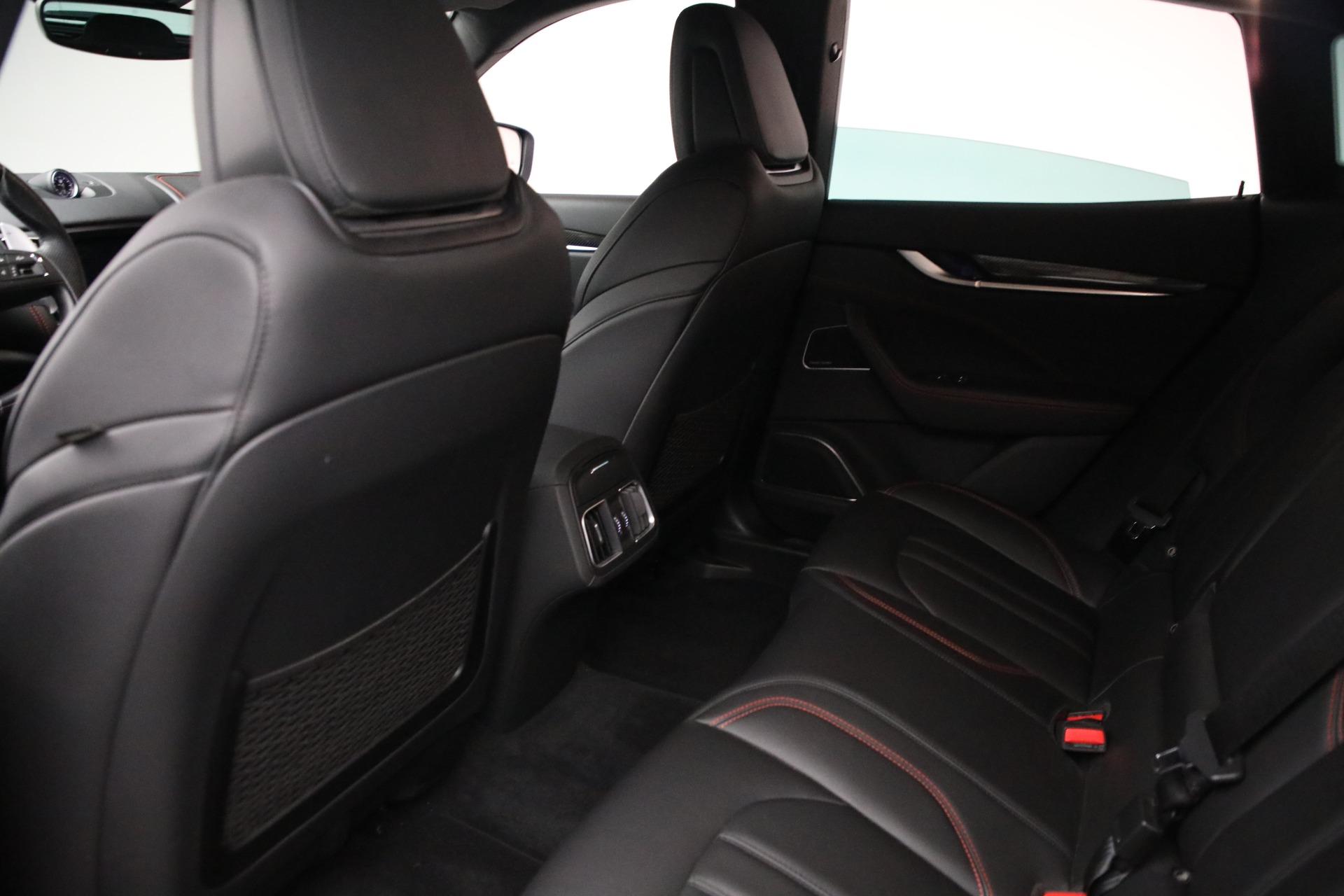 New 2017 Maserati Levante S For Sale In Greenwich, CT 991_p16