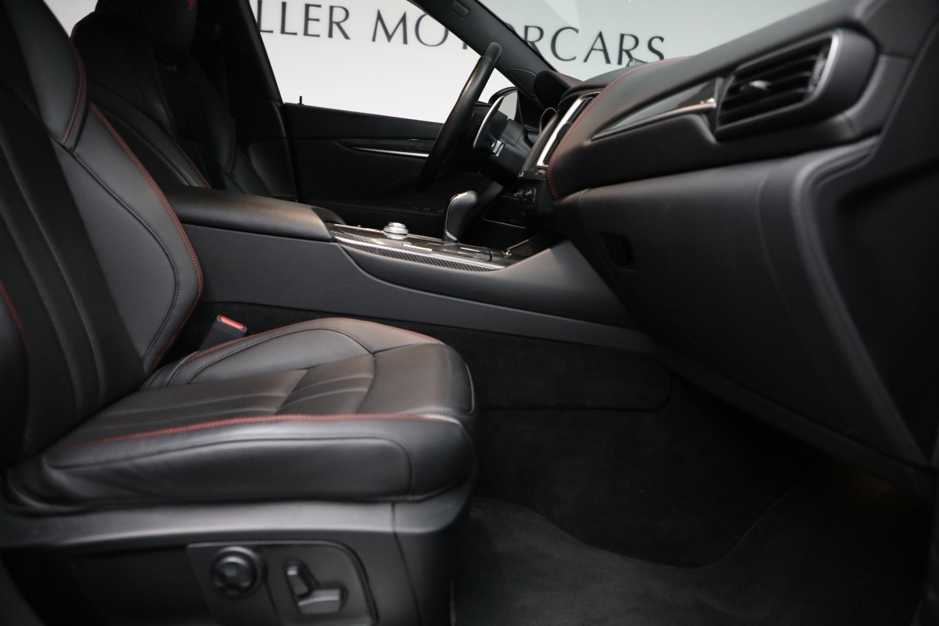 New 2017 Maserati Levante S For Sale In Greenwich, CT 991_p19