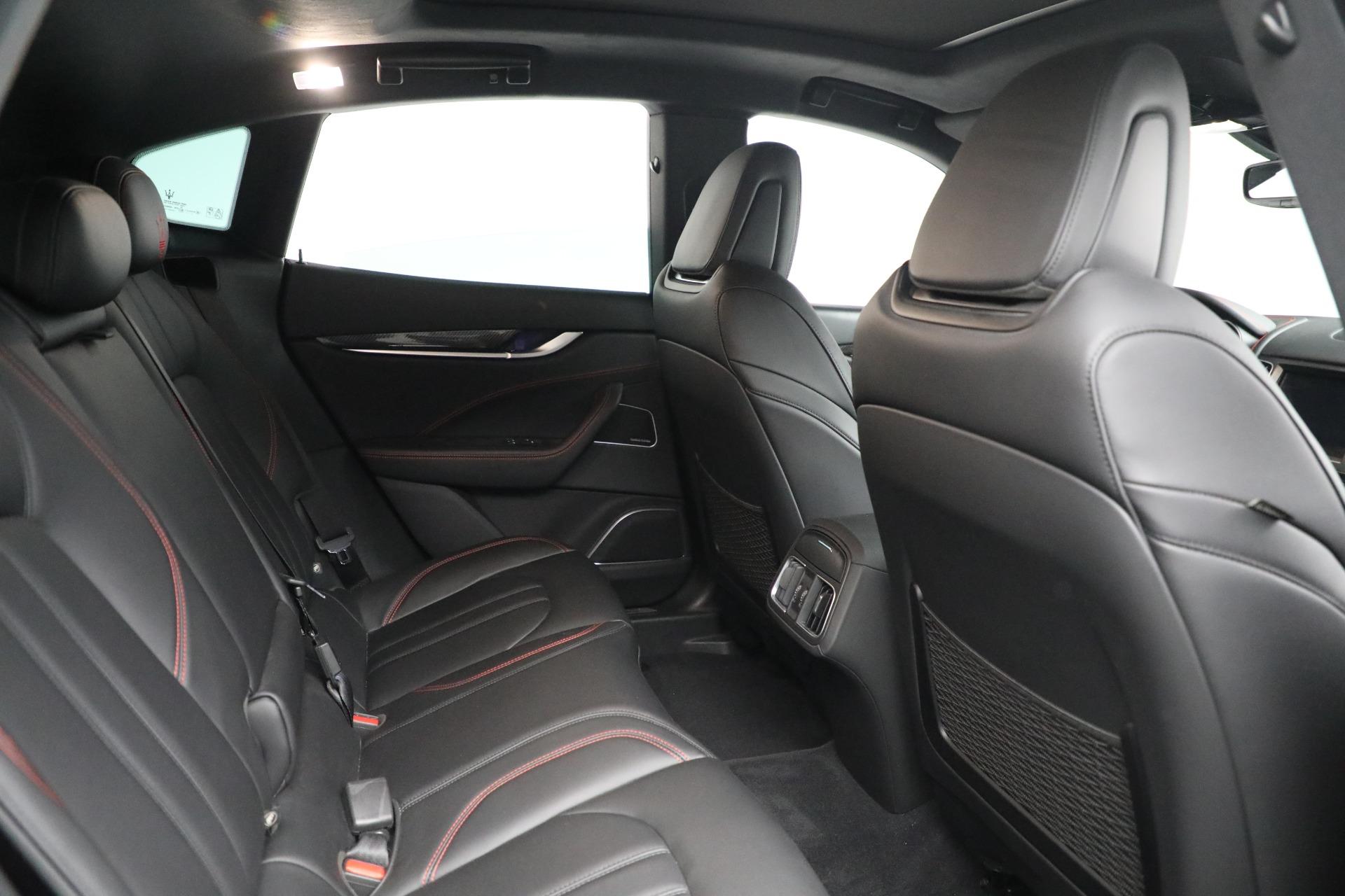 New 2017 Maserati Levante S For Sale In Greenwich, CT 991_p22