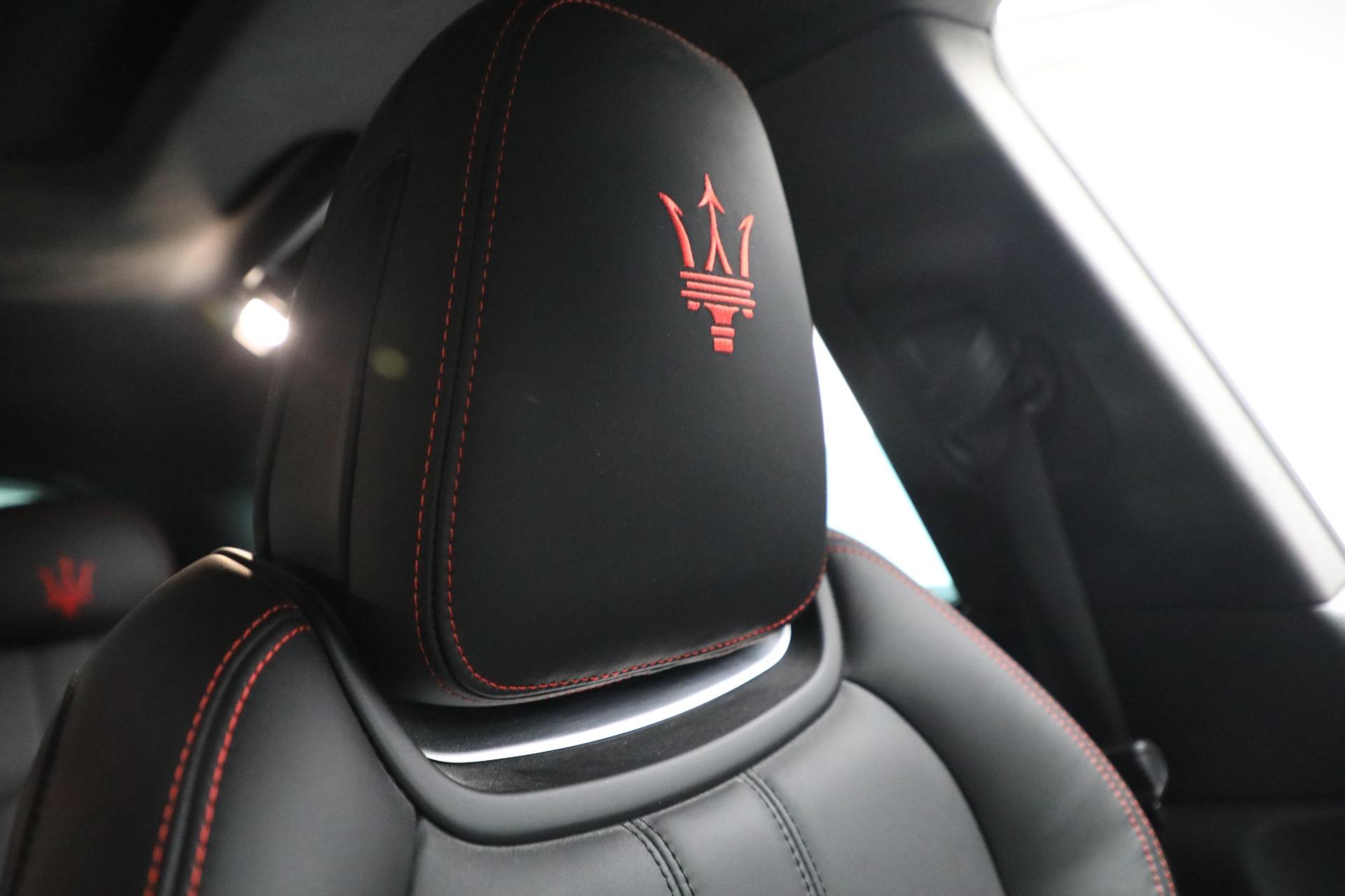 New 2017 Maserati Levante S For Sale In Greenwich, CT 991_p23