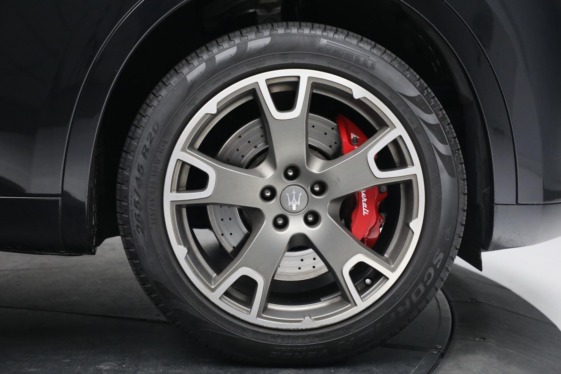 New 2017 Maserati Levante S For Sale In Greenwich, CT 991_p25