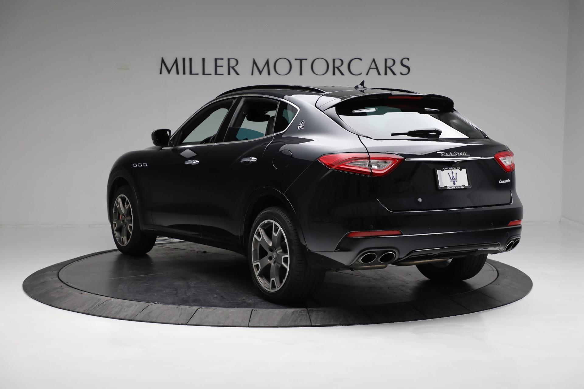 New 2017 Maserati Levante S For Sale In Greenwich, CT 991_p5