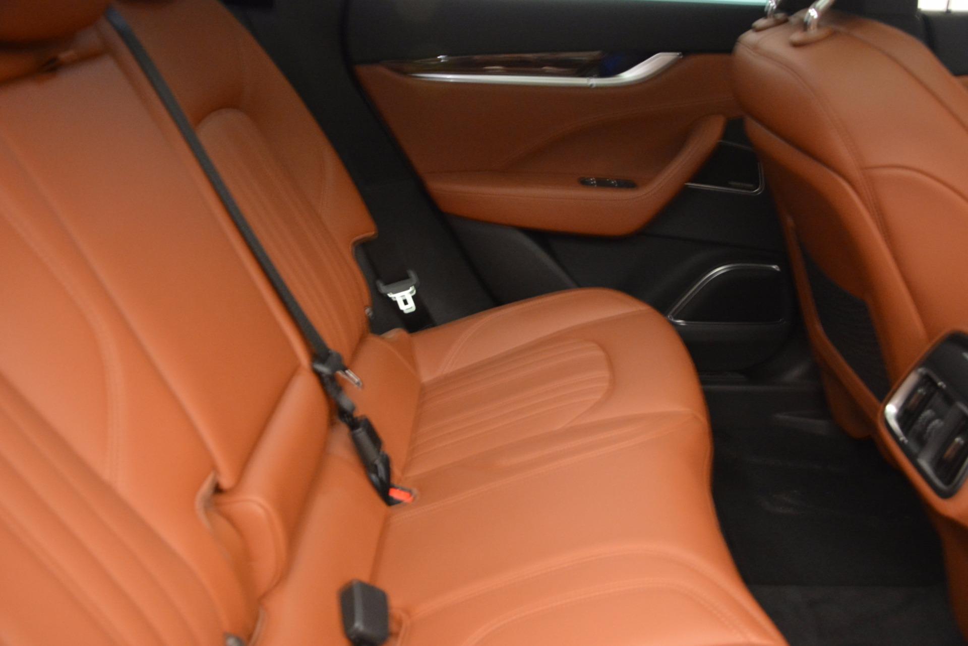 New 2017 Maserati Levante  For Sale In Greenwich, CT 992_p24