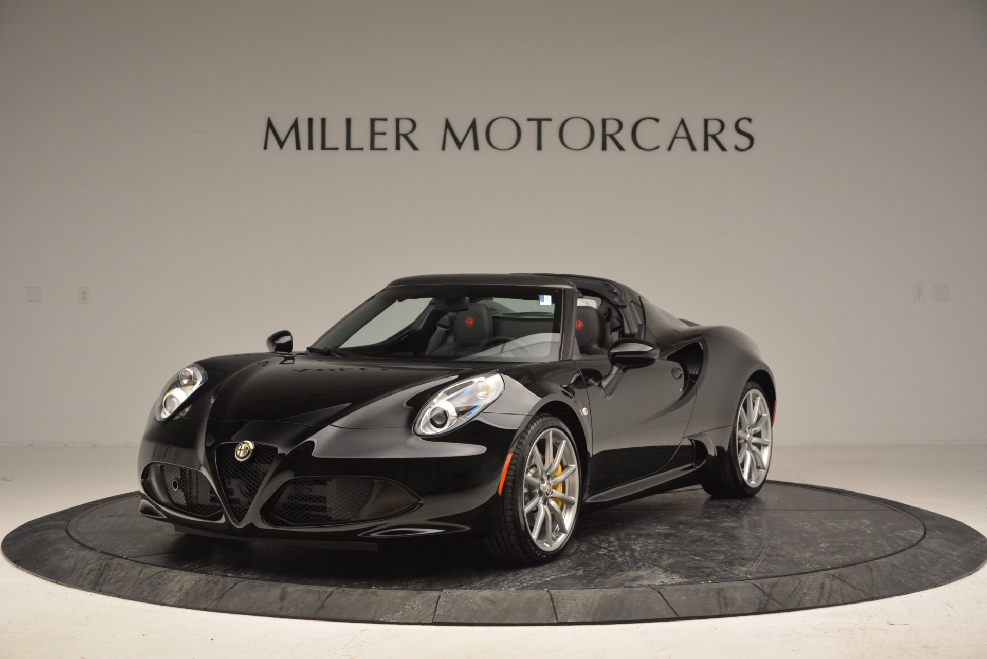 New 2016 Alfa Romeo 4C Spider For Sale In Greenwich, CT 993_main