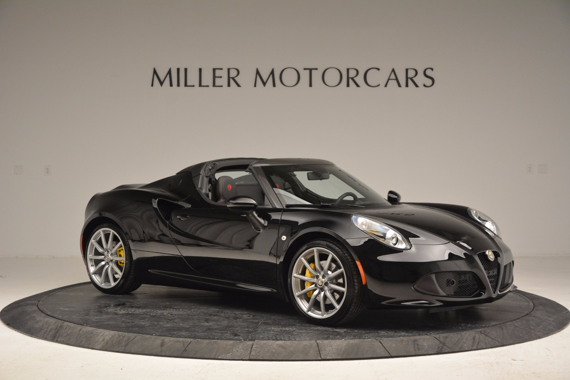 New 2016 Alfa Romeo 4C Spider For Sale In Greenwich, CT 993_p10