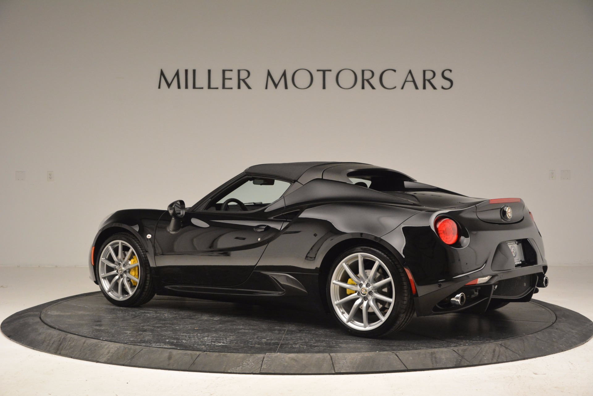 New 2016 Alfa Romeo 4C Spider For Sale In Greenwich, CT 993_p16
