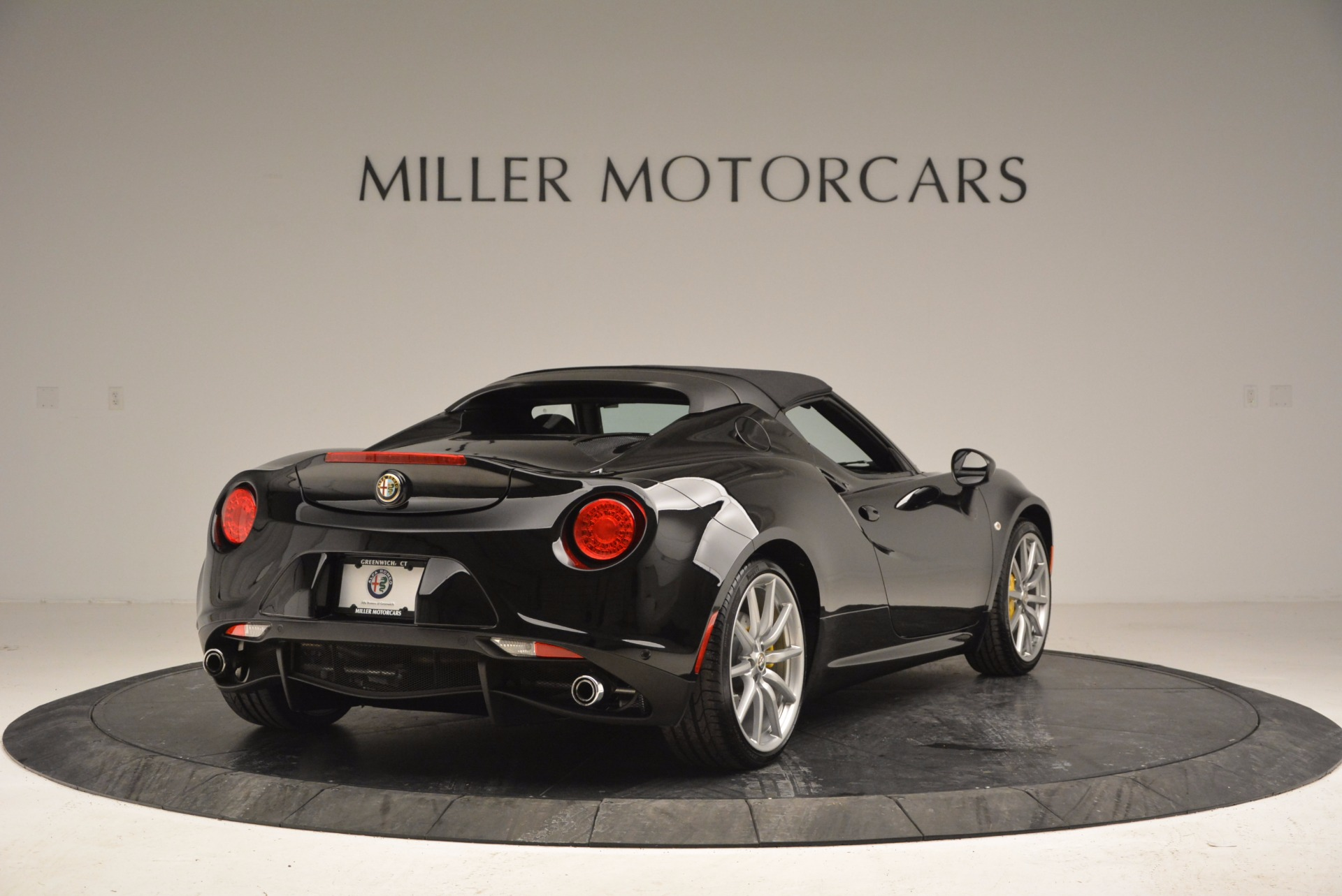 New 2016 Alfa Romeo 4C Spider For Sale In Greenwich, CT 993_p19