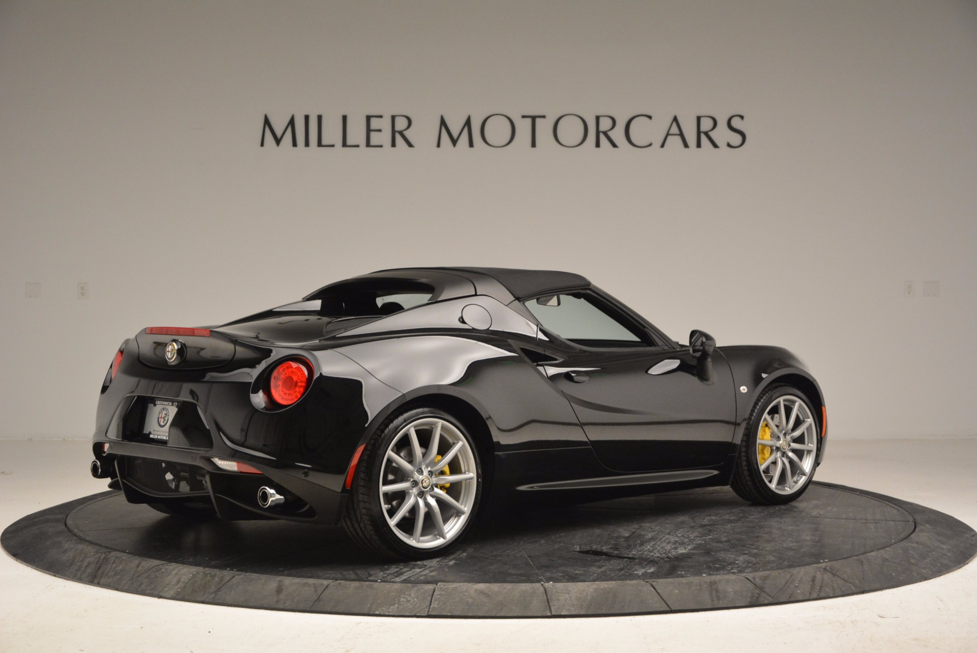 New 2016 Alfa Romeo 4C Spider For Sale In Greenwich, CT 993_p20