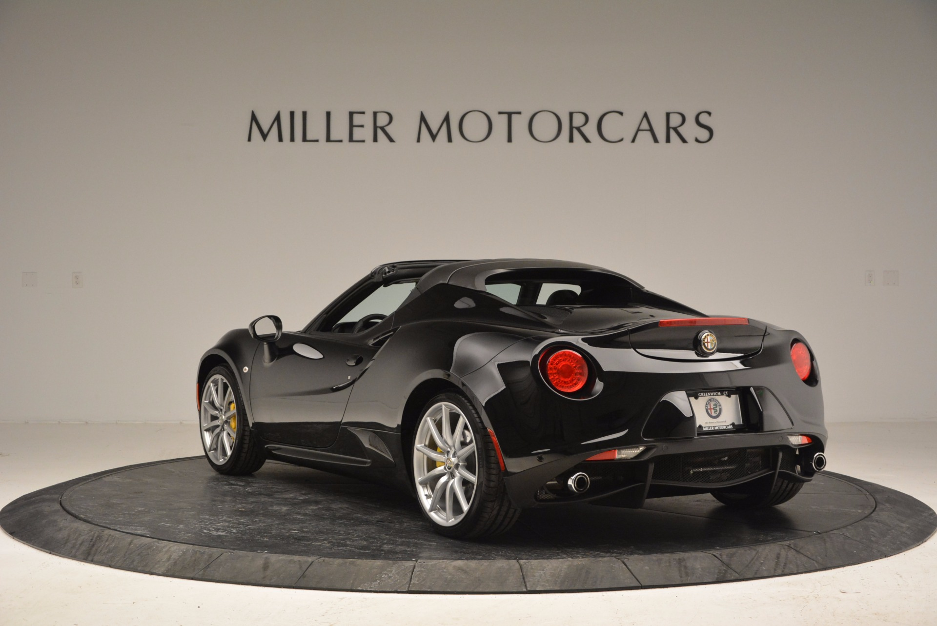 New 2016 Alfa Romeo 4C Spider For Sale In Greenwich, CT 993_p5