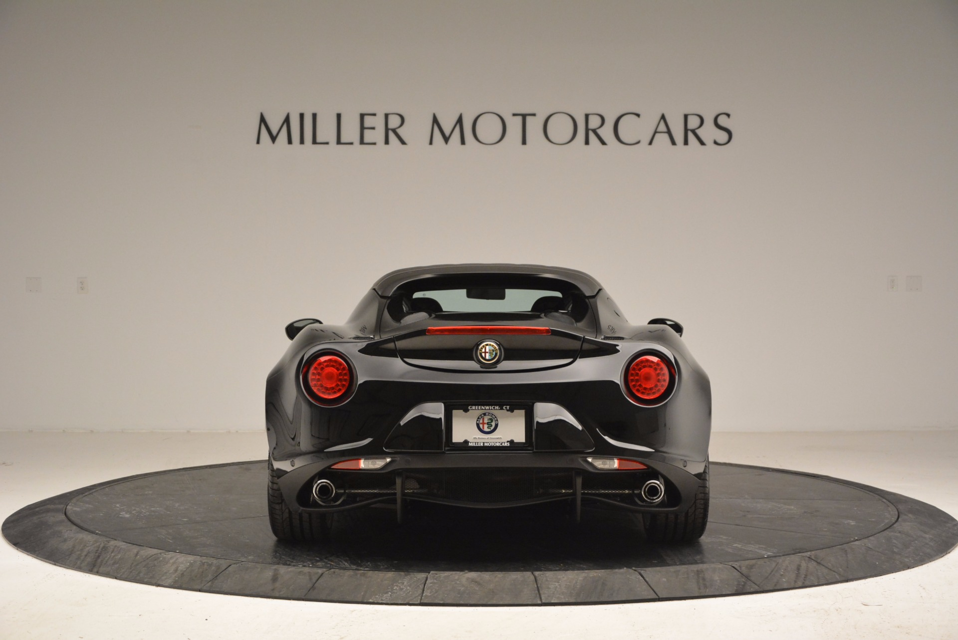 New 2016 Alfa Romeo 4C Spider For Sale In Greenwich, CT 993_p6