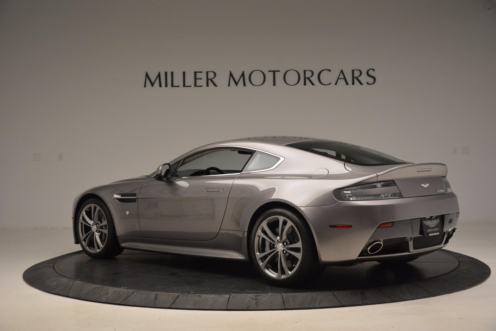 Used 2012 Aston Martin V12 Vantage  For Sale In Greenwich, CT 994_p4