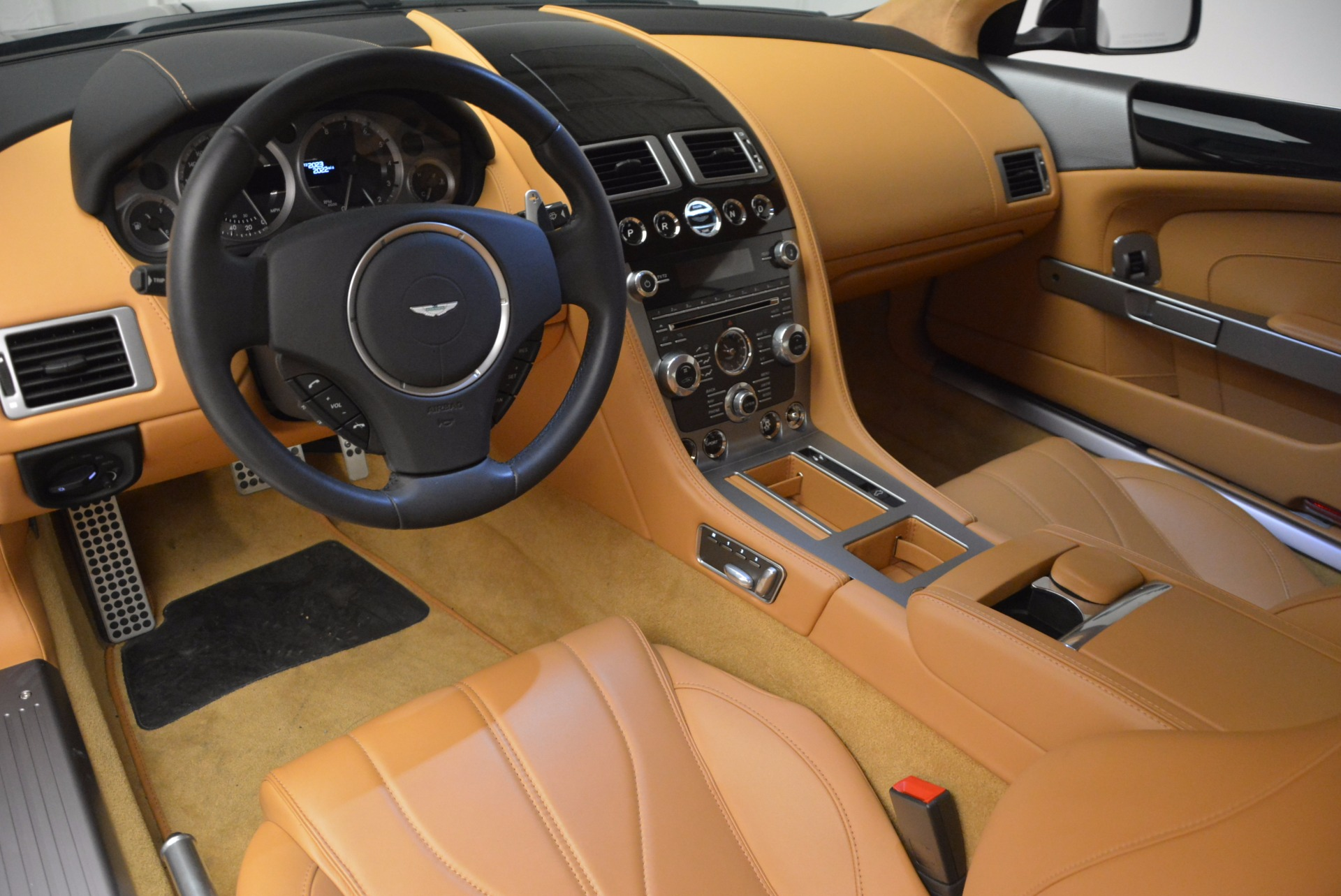 Used 2014 Aston Martin DB9  For Sale In Greenwich, CT 997_p14