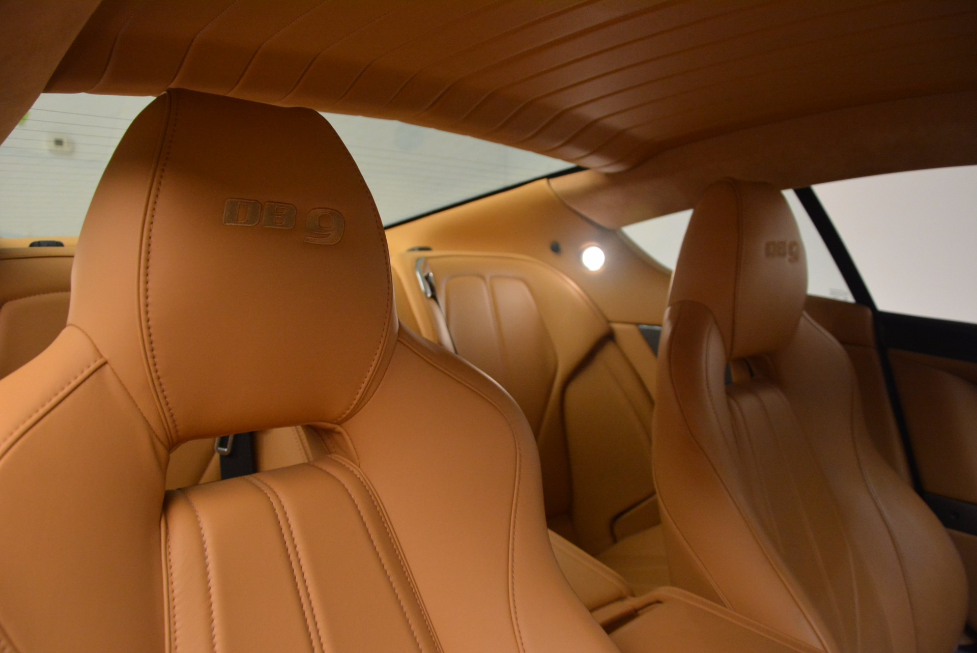 Used 2014 Aston Martin DB9  For Sale In Greenwich, CT 997_p16