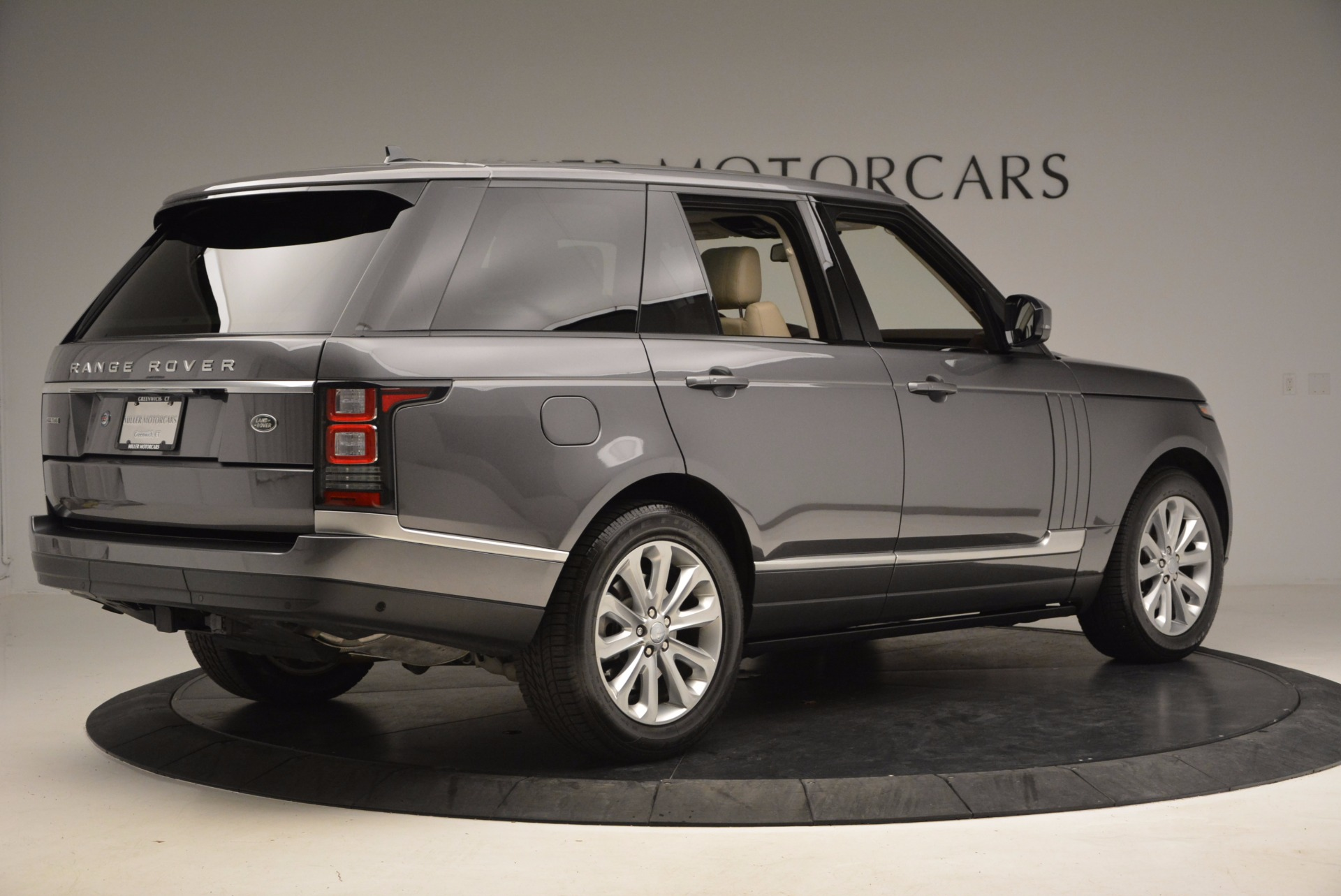 Used 2016 Land Rover Range Rover HSE TD6 For Sale In Greenwich, CT 999_p8