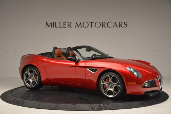 Used 2009 Alfa Romeo 8C Competizione Spider for sale Call for price at Maserati of Greenwich in Greenwich CT 06830 10