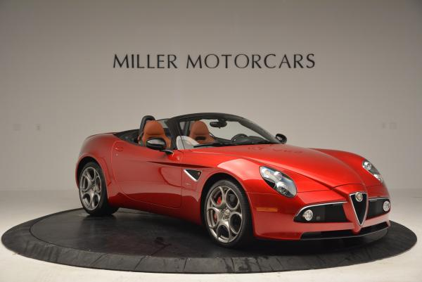 Used 2009 Alfa Romeo 8C Competizione Spider for sale Call for price at Maserati of Greenwich in Greenwich CT 06830 11