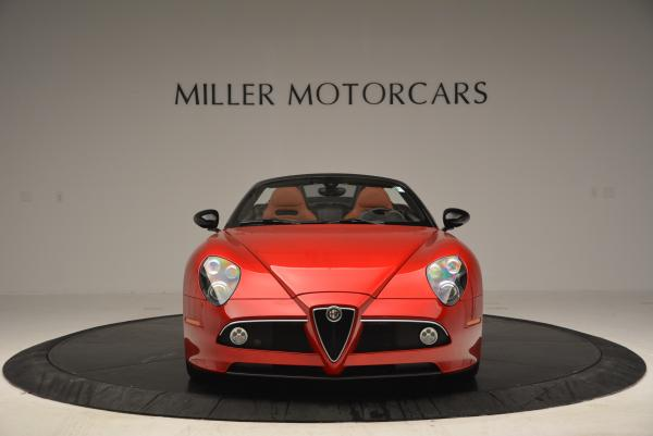 Used 2009 Alfa Romeo 8C Competizione Spider for sale Call for price at Maserati of Greenwich in Greenwich CT 06830 12