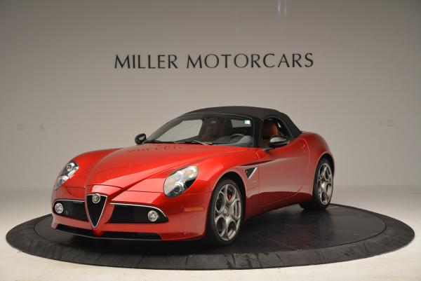 Used 2009 Alfa Romeo 8C Competizione Spider for sale Call for price at Maserati of Greenwich in Greenwich CT 06830 13