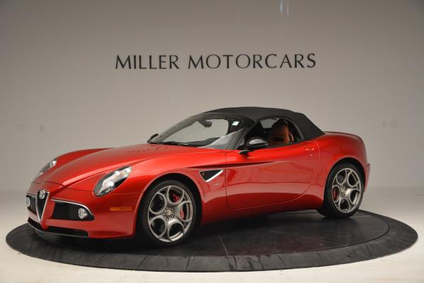 Used 2009 Alfa Romeo 8C Competizione Spider for sale Call for price at Maserati of Greenwich in Greenwich CT 06830 14