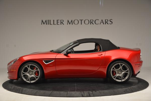 Used 2009 Alfa Romeo 8C Competizione Spider for sale Call for price at Maserati of Greenwich in Greenwich CT 06830 15