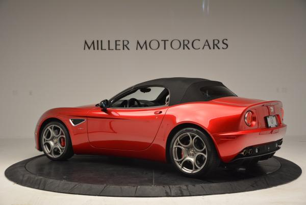Used 2009 Alfa Romeo 8C Competizione Spider for sale Call for price at Maserati of Greenwich in Greenwich CT 06830 16