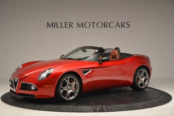 Used 2009 Alfa Romeo 8C Competizione Spider for sale Call for price at Maserati of Greenwich in Greenwich CT 06830 2