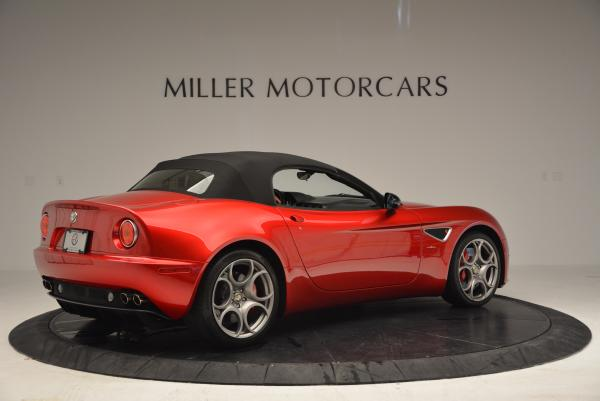 Used 2009 Alfa Romeo 8C Competizione Spider for sale Call for price at Maserati of Greenwich in Greenwich CT 06830 20