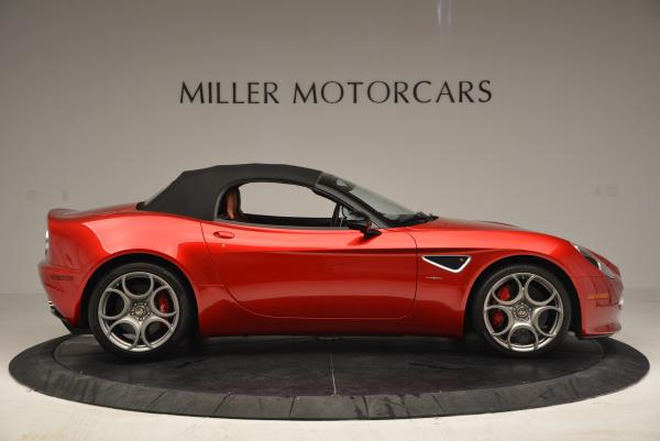 Used 2009 Alfa Romeo 8C Competizione Spider for sale Call for price at Maserati of Greenwich in Greenwich CT 06830 21