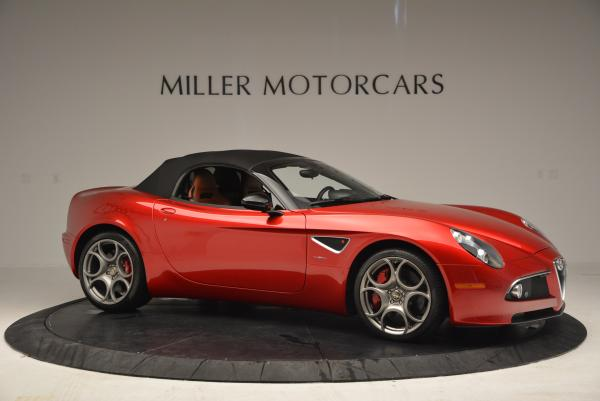 Used 2009 Alfa Romeo 8C Competizione Spider for sale Call for price at Maserati of Greenwich in Greenwich CT 06830 22