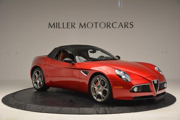 Used 2009 Alfa Romeo 8C Competizione Spider for sale Call for price at Maserati of Greenwich in Greenwich CT 06830 23