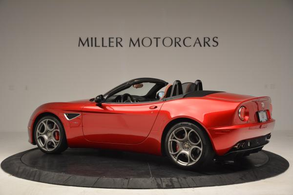 Used 2009 Alfa Romeo 8C Competizione Spider for sale Call for price at Maserati of Greenwich in Greenwich CT 06830 4