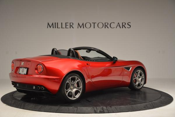 Used 2009 Alfa Romeo 8C Competizione Spider for sale Call for price at Maserati of Greenwich in Greenwich CT 06830 8