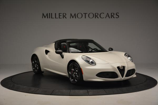 New 2015 Alfa Romeo 4C Spider for sale Sold at Maserati of Greenwich in Greenwich CT 06830 11