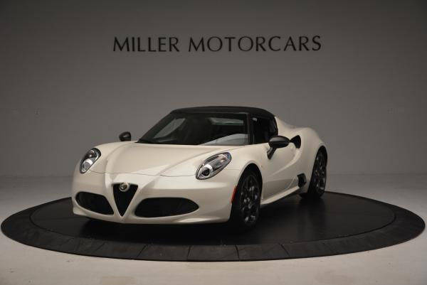 New 2015 Alfa Romeo 4C Spider for sale Sold at Maserati of Greenwich in Greenwich CT 06830 13